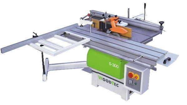 Комбинированный станок WoodTec K5-300