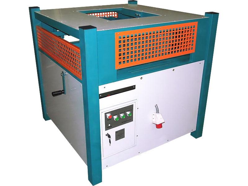 Кромкообрезной станок проходного типа КМ-350 (400)