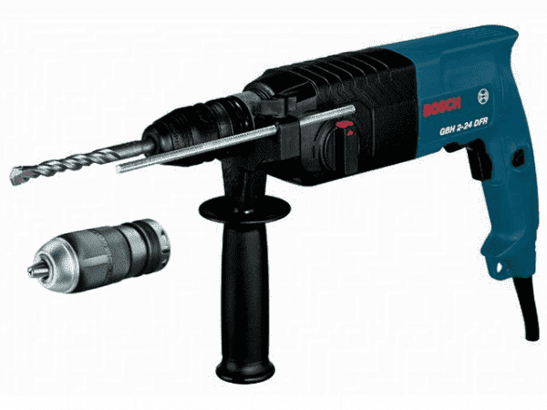 Перфоратор GBH 2-24 DFR (680 Вт; 2.4 кг; 2.4 Дж)