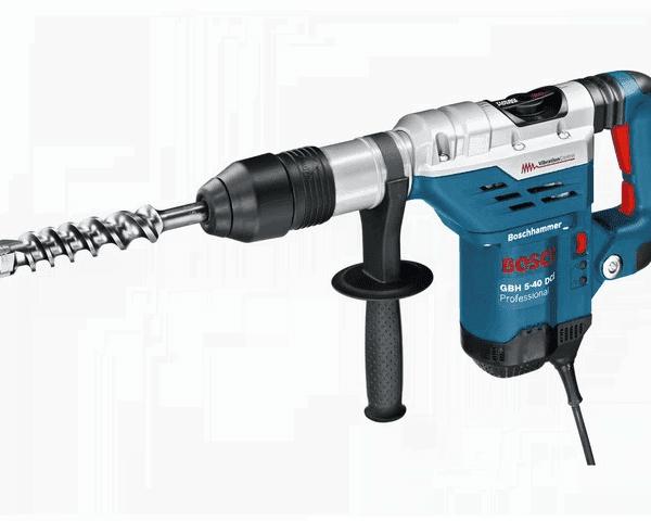 Перфоратор GBH 5-40 DCE, 1100 Вт, 10 Дж, 2 режима