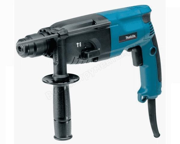 Перфоратор MAKITA HR 2020 710 Вт, 2,2 Дж., 20мм-сталь, 2,3кг