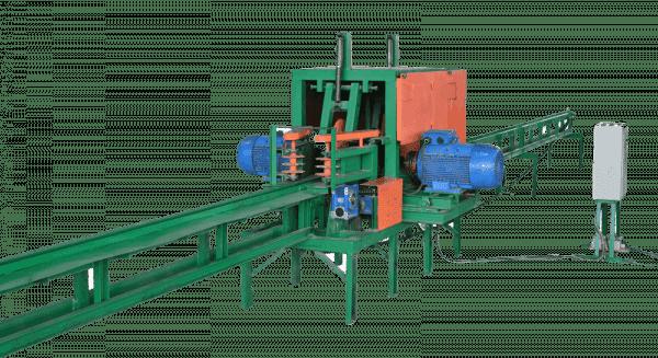 Станок для переработки тонкомера Алтай-Мамонт
