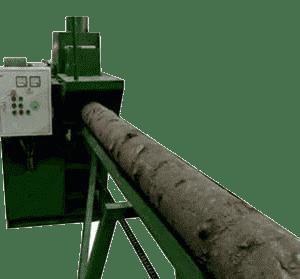 Станок для переработки тонкомера СПБ 8-2