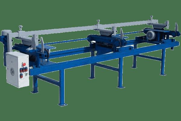 Торцовочный станок проходного типа Стилет ТСП