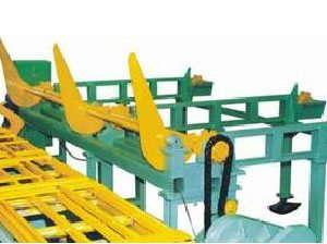 Вспомогательное оборудование для обработки бревен