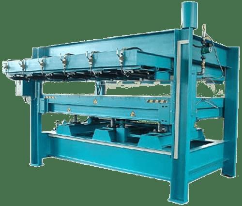 Пресс для склейки мебельного щита VP-E25/13