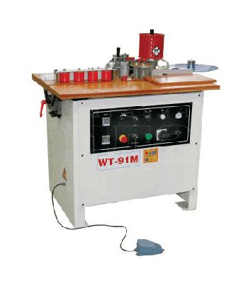 Станок кромкооблицовочный WT-91M