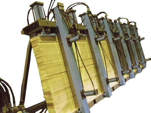Пресс для бруса SL250-3G, SL250-6G, SL250-9G, SL250-12G