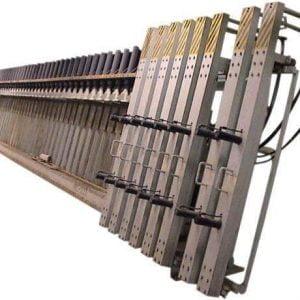 Пресс для бруса SL3-12000