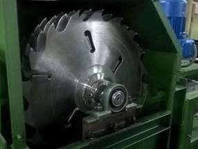 Станок для переработки тонкомера СПБ-8М