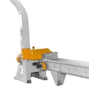 Дисковая рубительная машина РБ-3000-2