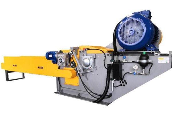 Измельчитель древесных отходов Miller CI 650 (Италия)