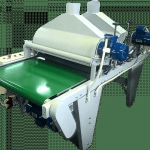 Шлифовальный станок для рельефных и плоских изделий Смарт-800/2